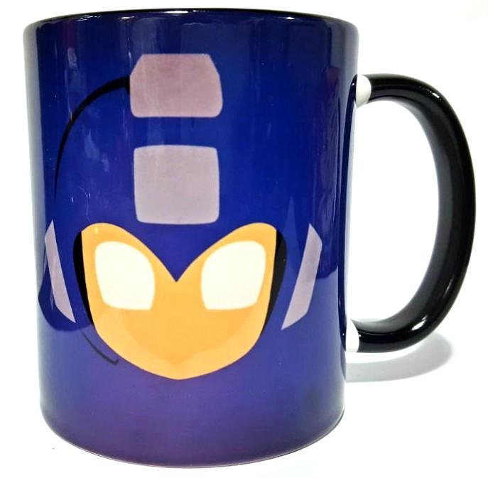 Caneca Face: Mega Man