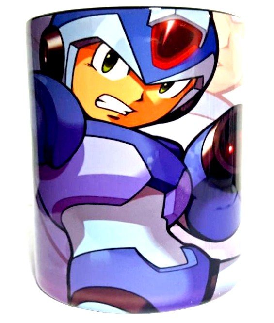 Caneca Mega Man