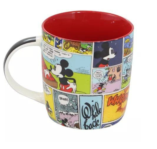 Caneca Mickey HQ Colors - Zona Criativa