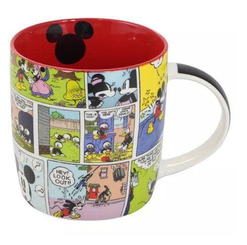 Caneca Mickey HQ Colors - Zona Criativa