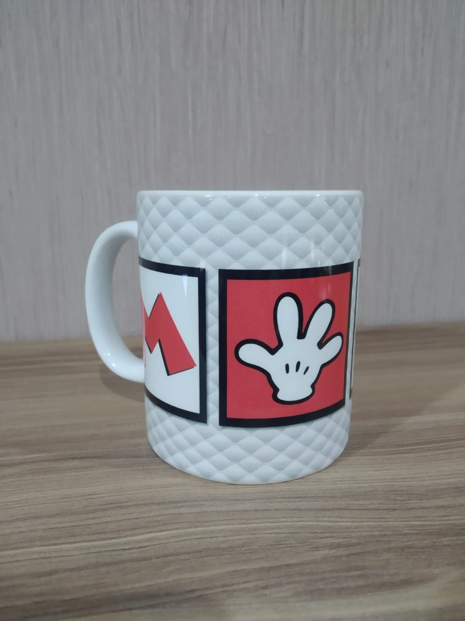 Caneca: Mickey Mouse Minnie - Disney
