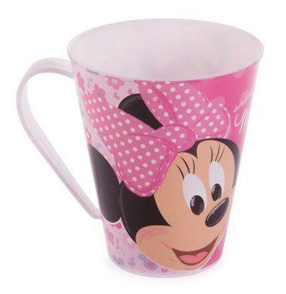 Caneca Minnie Mouse: Disney (360 ml) - Plasutil