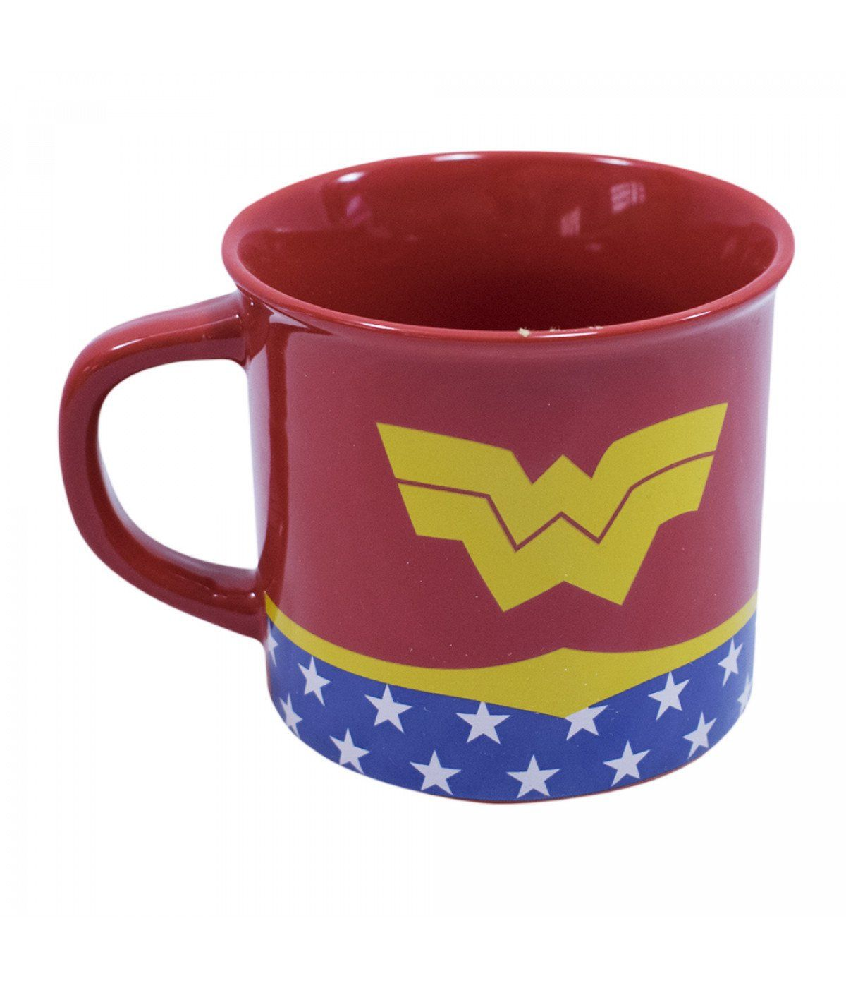 Caneca Mulher Maravilha (Wonder Woman): Super Friends