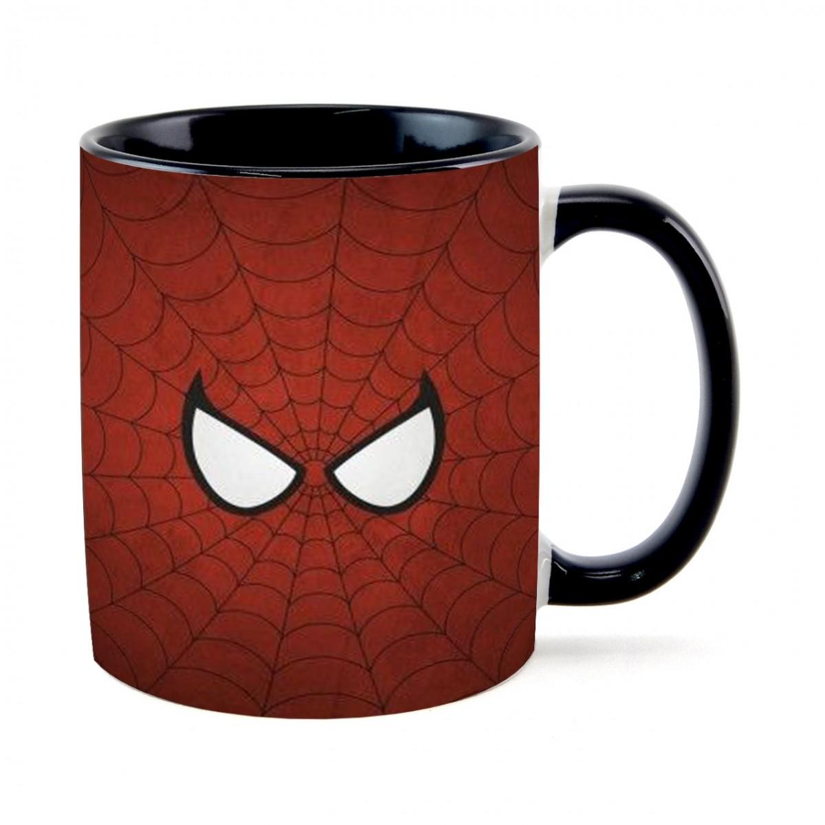 Caneca Olhos Homem-Aranha (Spider-Man)