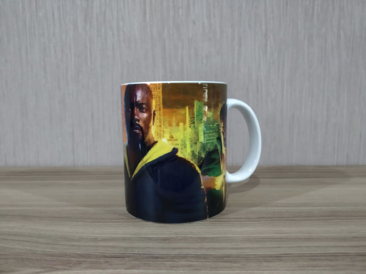 Caneca: Os Defensores (Personagens) - Marvel