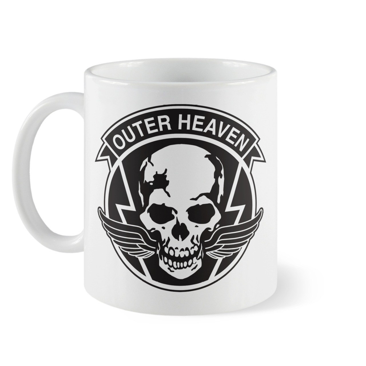 Caneca Outer Heaven - Metal Gear Solid