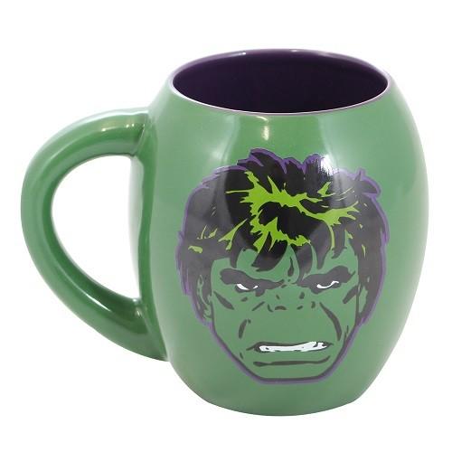 Caneca Oval Hulk - Zona Criativa