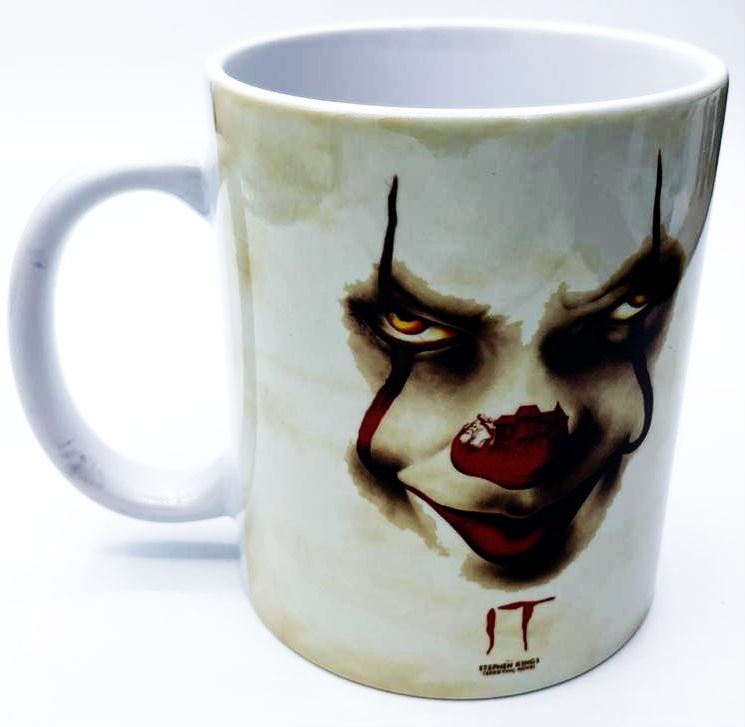 Caneca Palhaço Pennywise (IT)
