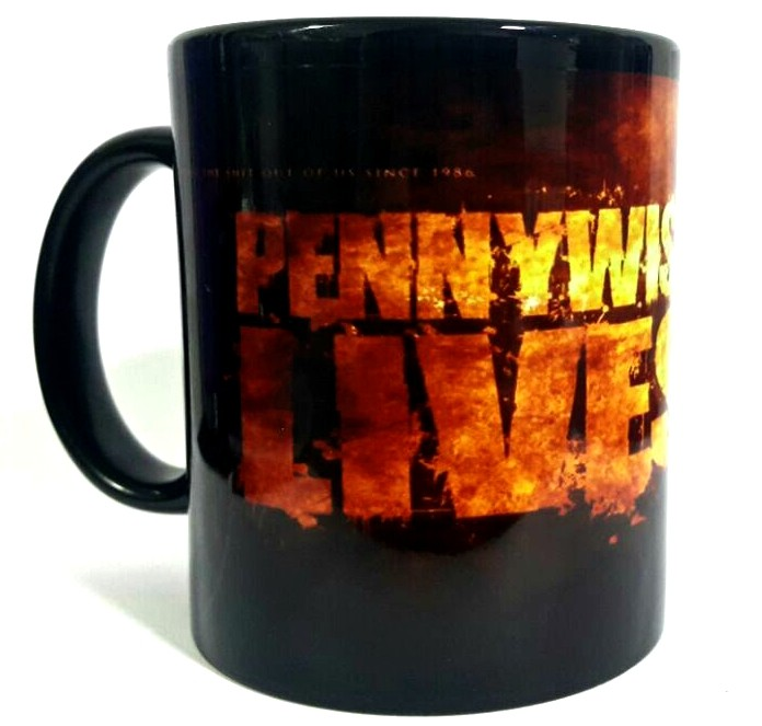 Caneca Palhaço Pennywise (IT) Lives