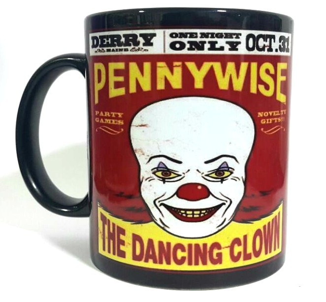 Caneca Palhaço Pennywise (IT): The Dancing Clown