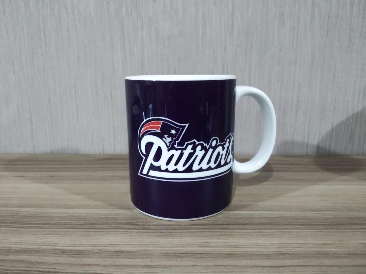 Caneca: ''Patriots'' - New England Patriots