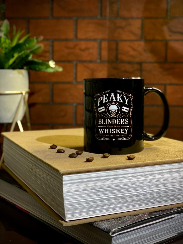 Caneca: ''Peaky Blinder's Whiskey