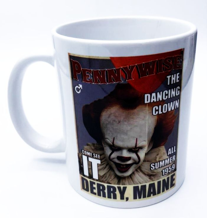 Caneca Pennywise (The Dancing Clown): It A Coisa