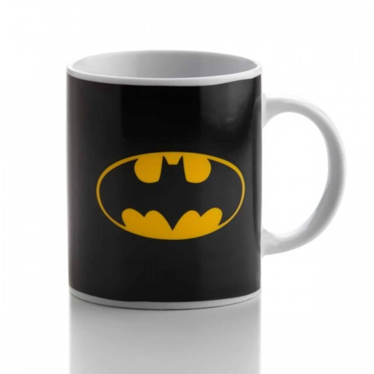 Caneca Pequena Dc Comics : Batman Logo - Urban
