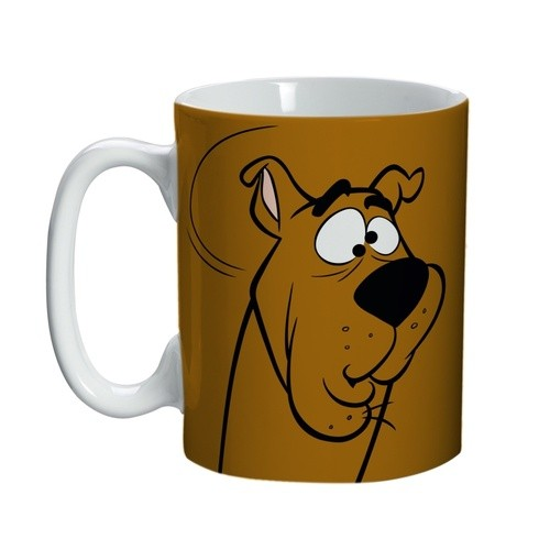 Caneca Pequena Hanna Barbera : Scooby Doo - Urban