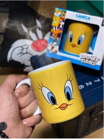 Caneca Piu Piu Tweety Bird: Looney Tunes - EV