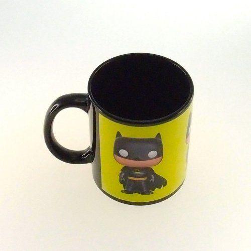 Caneca Plástico Ludica Batman 325ml