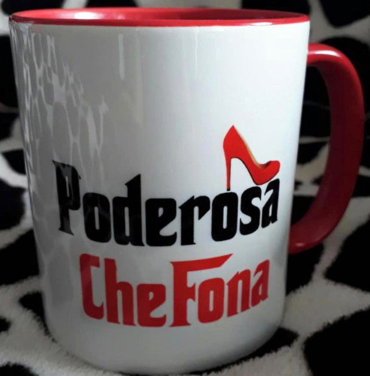 Caneca Poderosa Chefona (Logo)