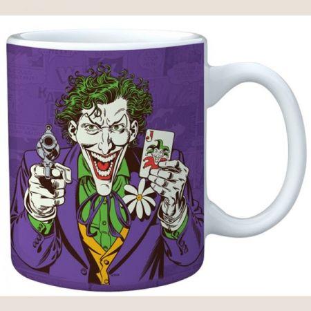 Caneca Porcelana Coringa DC Comics - Vdesign