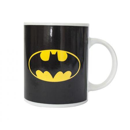 Caneca Porcelana Logo Batman