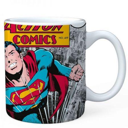 Caneca Porcelana Superman 2 - Urban
