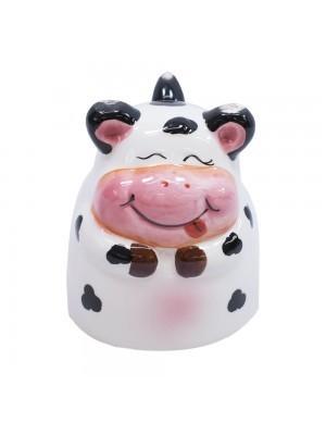Caneca De Porcelana 3D: Vaca (160 ml)