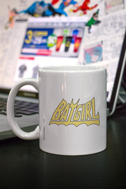 Caneca Power Girls Batgirl - BandUP!