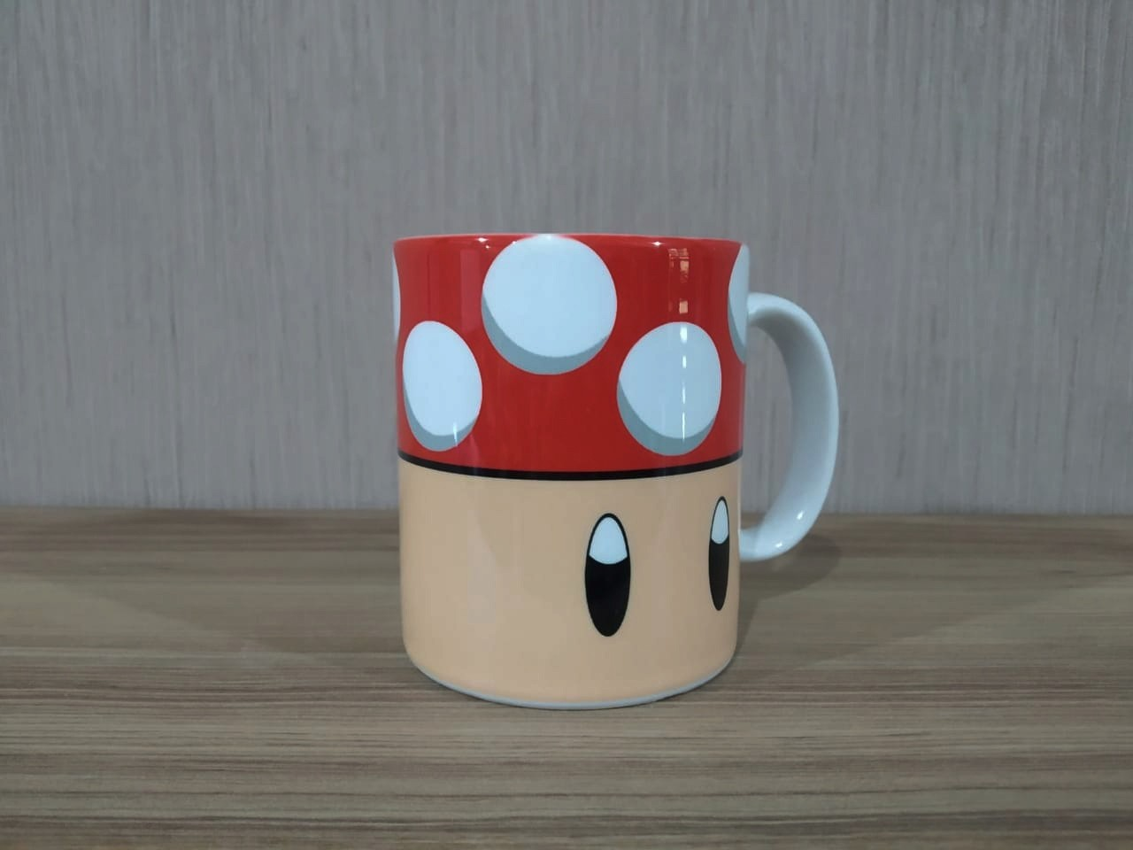 Caneca: Power Up - Mario Bros