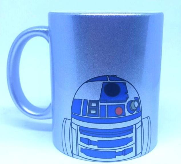 Caneca R2-D2: Star Wars