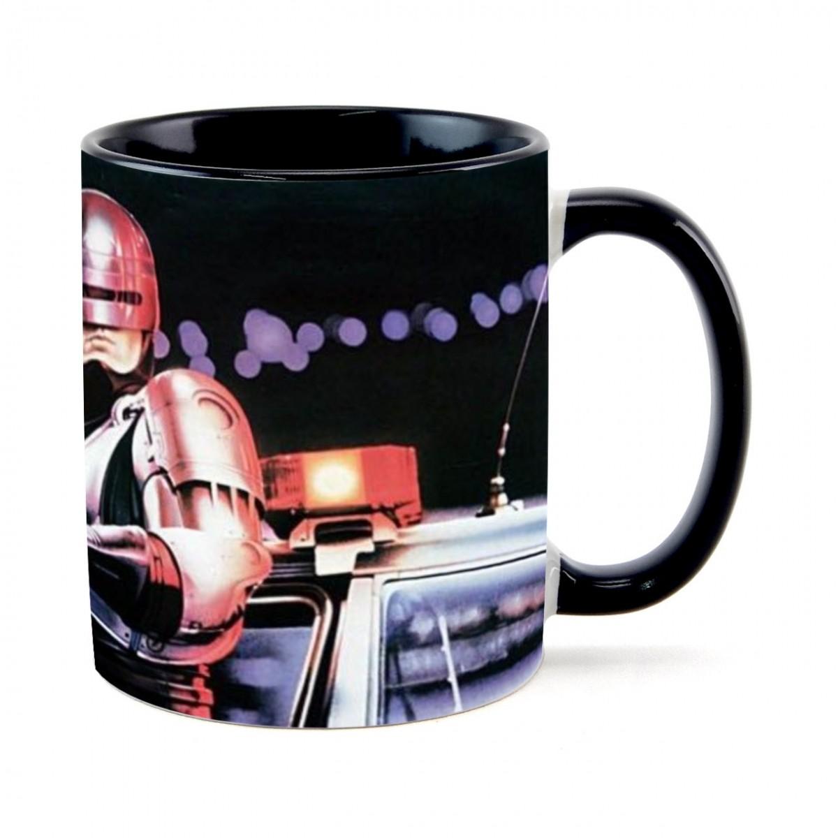 Caneca Robocop Clássico