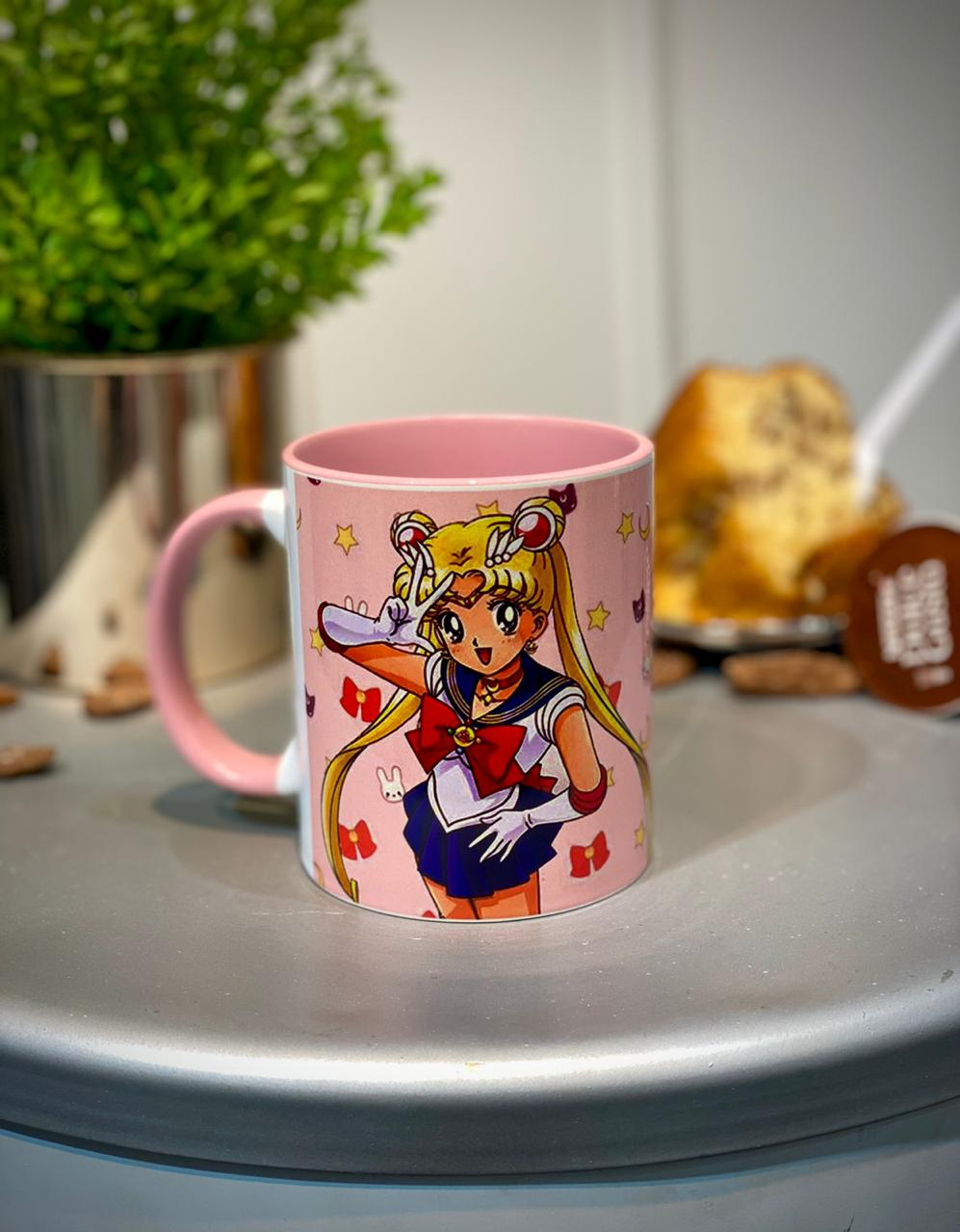 Caneca Sailor Moon