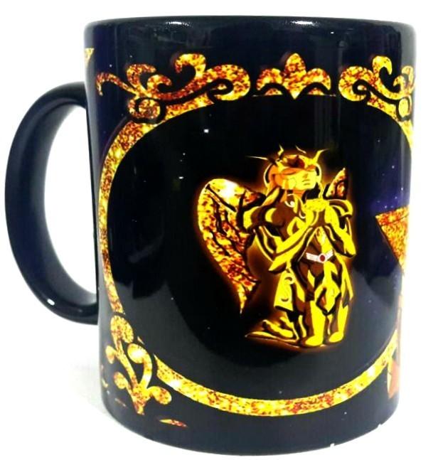 Caneca Shaka de Virgem: Os Cavaleiros do Zodíaco