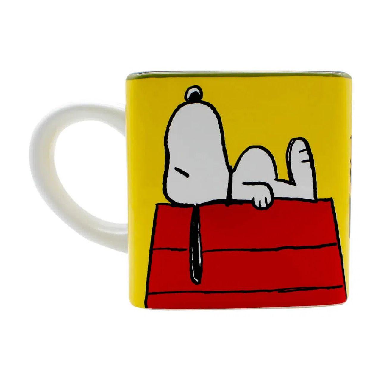 Caneca Snoopy e Charlie Brown: Peanuts - (300ml)