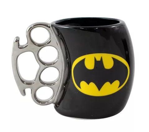 Caneca Soco Inglês Batman: DC (350ml)