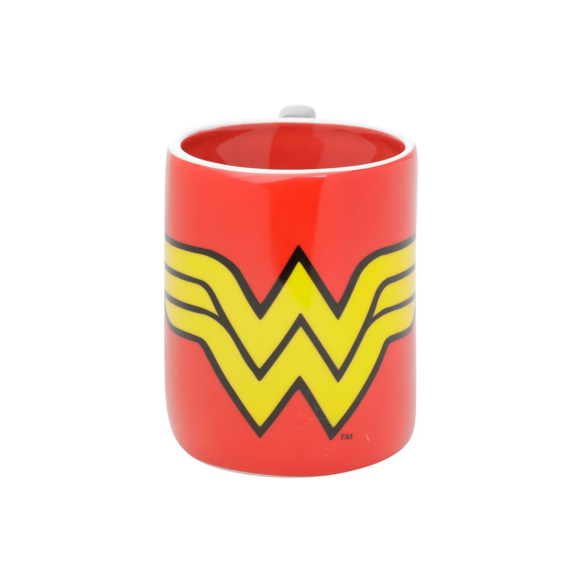 Caneca Soco Inglês Logo Mulher-Maravilha (Wonder Woman): DC Comics (380ml)