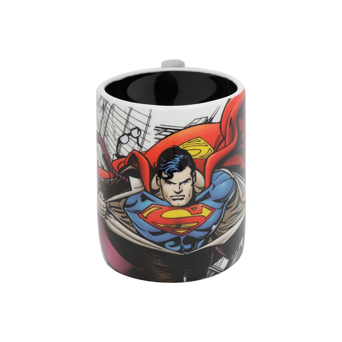 Caneca Soco Inglês Super-Homem (Superman): DC Comics (380ml)
