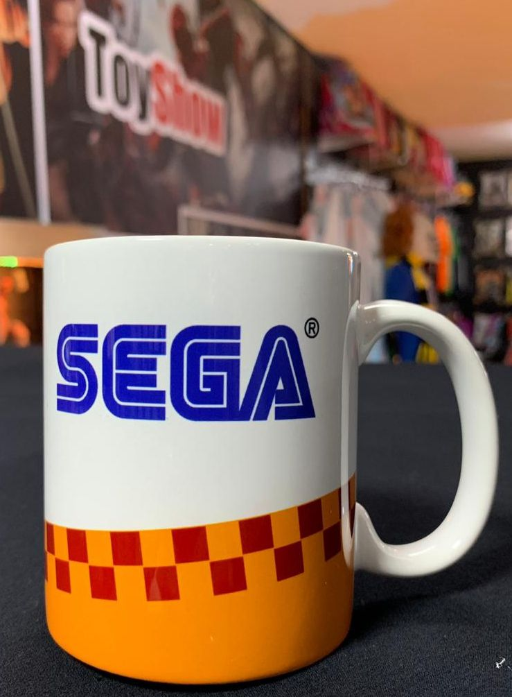 Caneca Sonic: Sonic the Hedgehog - (300ml)