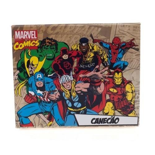 Caneca Sopa Herois Comics - Zona Criativa
