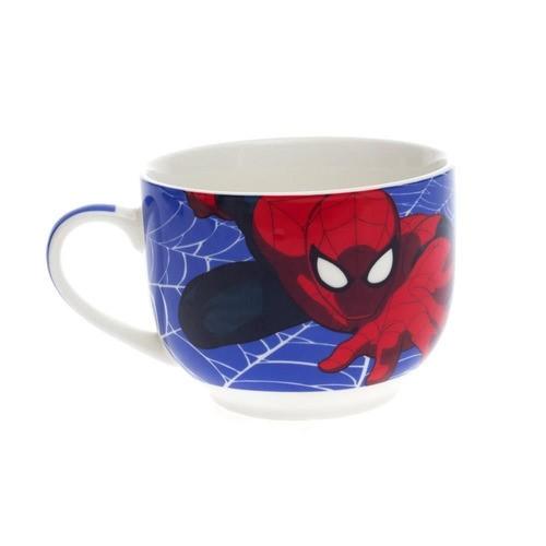 Caneca Sopa Spider-Man - Zona Criativa