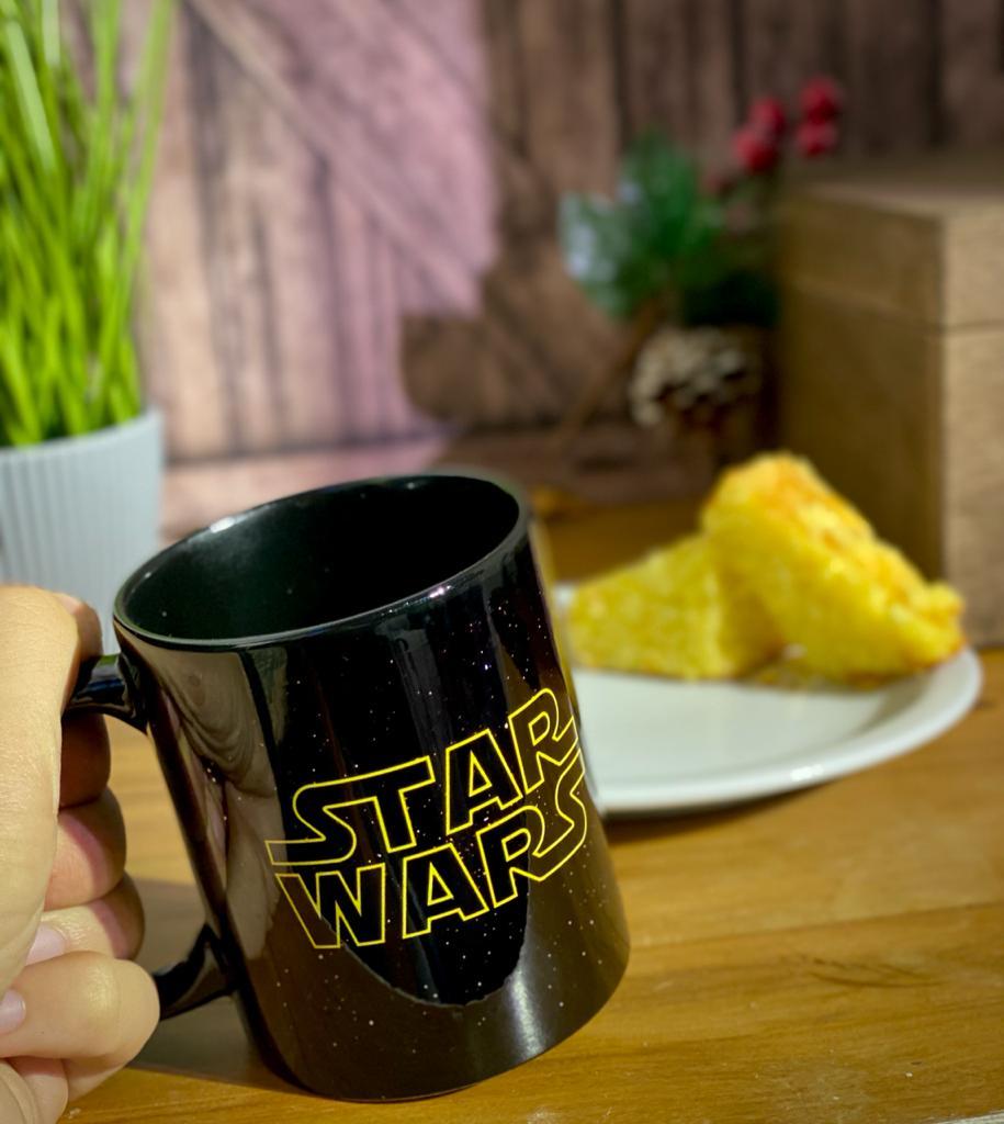 Caneca Star Wars: