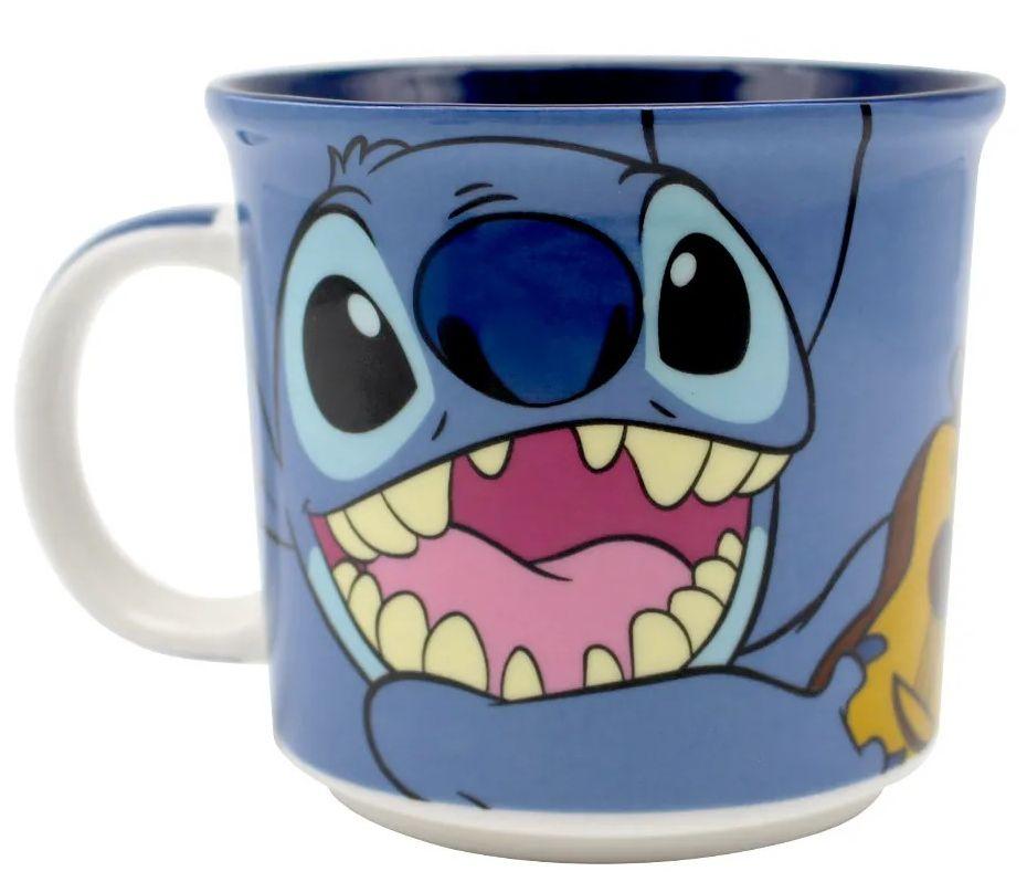 Caneca Stitch: Lilo & Stitch (Disney) - (350ML)
