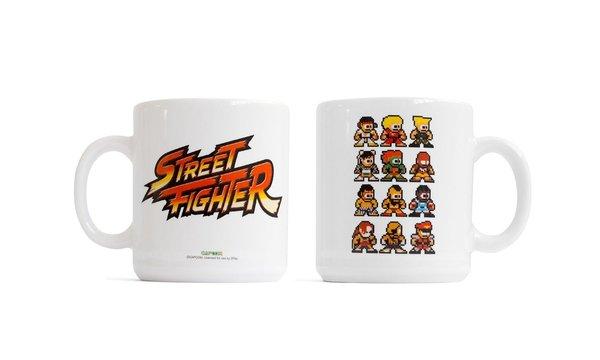 Caneca Street Fighter - Studio Geek