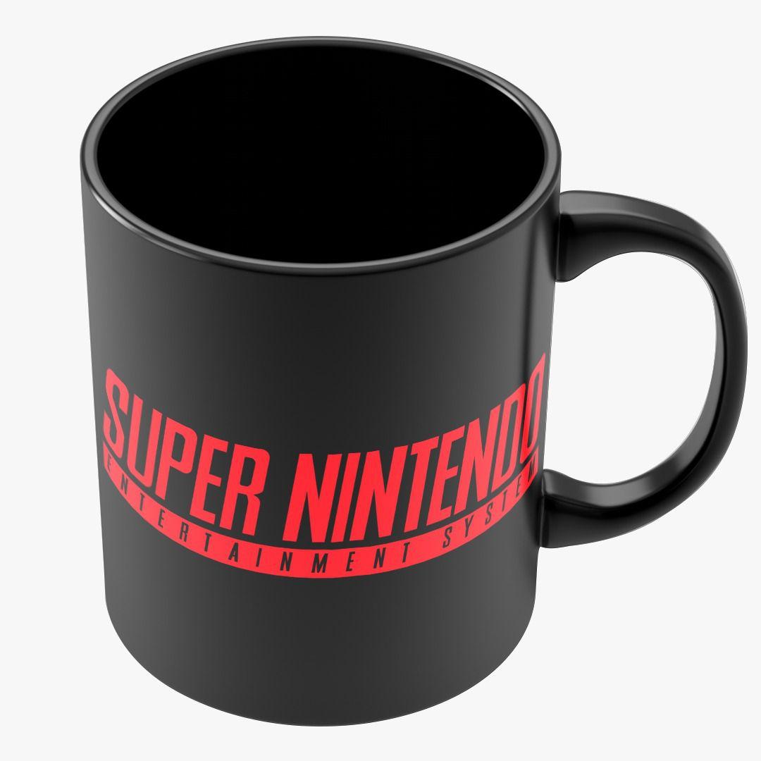 Caneca Super Nintendo