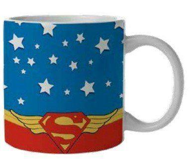 Caneca Supergirl: DC SuperHero Girls - (300ML)