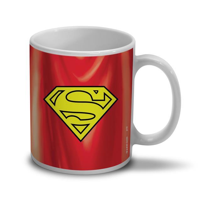 Caneca Superman Capa - BandUP!