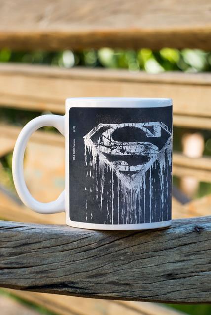 Caneca Superman Steel Melting - BandUP!
