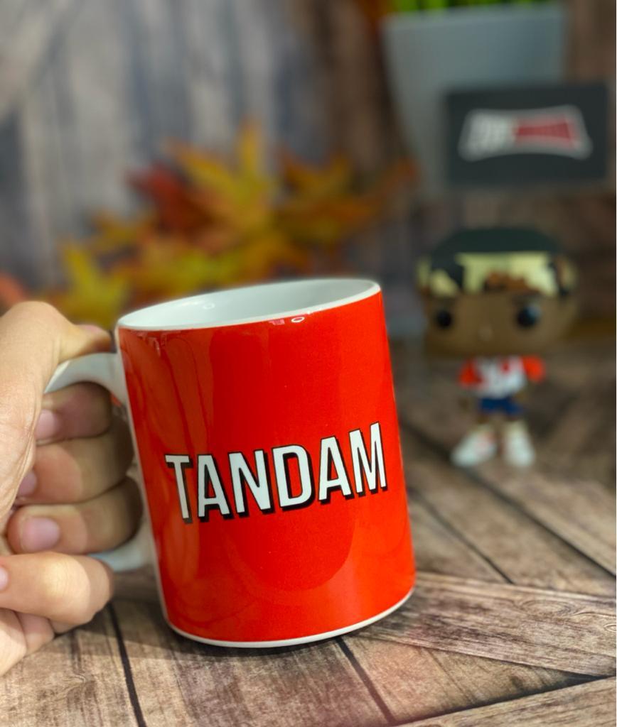 Caneca: '' Tandam '' - Netflix
