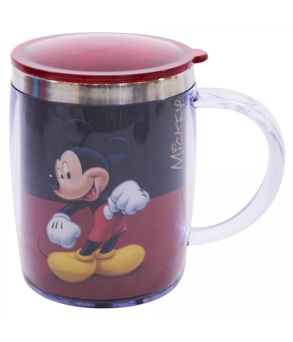 "Caneca Térmica ""Mickey Mouse"""