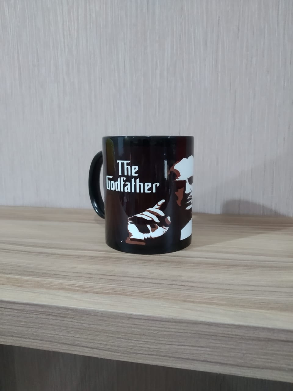 Caneca: The GodFather (O Poderoso Chefão)