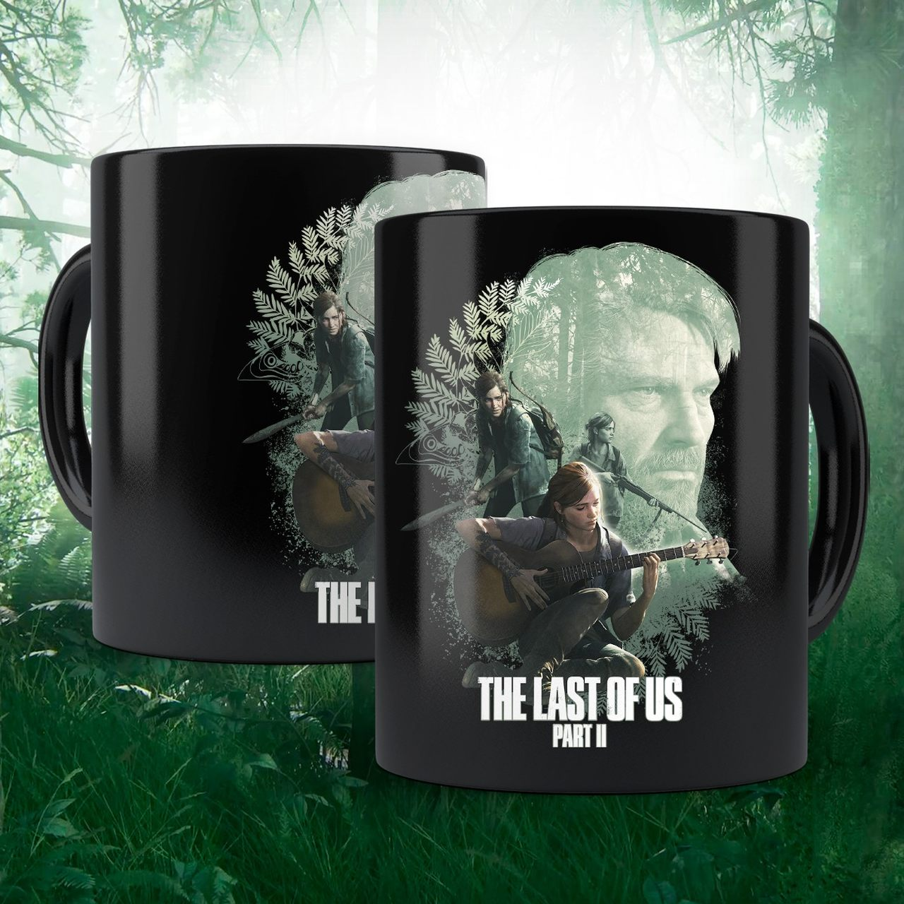 Caneca The Last Of Us Part II - EV
